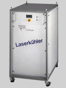 "Laser chiller<br />within 19"" module"